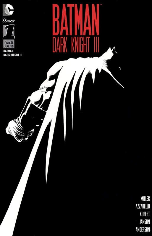 Batman: Dark Knight III (2016) - komplett