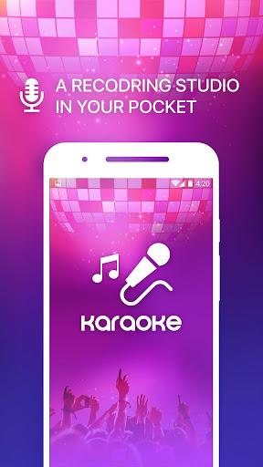 Screenshot for Karaoke Pro – Sing karaoke online & Karaoke record in United States Play Store