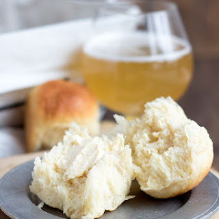 Honey Wheat Beer Rolls