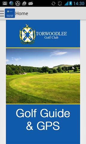 android Torwoodlee Golf Club Screenshot 0
