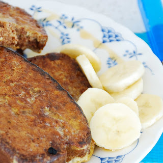 18 Aug Almond Bread French Toast – Gluten Free