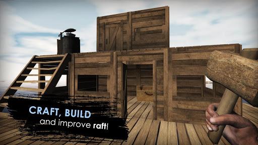 Survival on raft: Crafting in the Ocean 148 screenshots 1