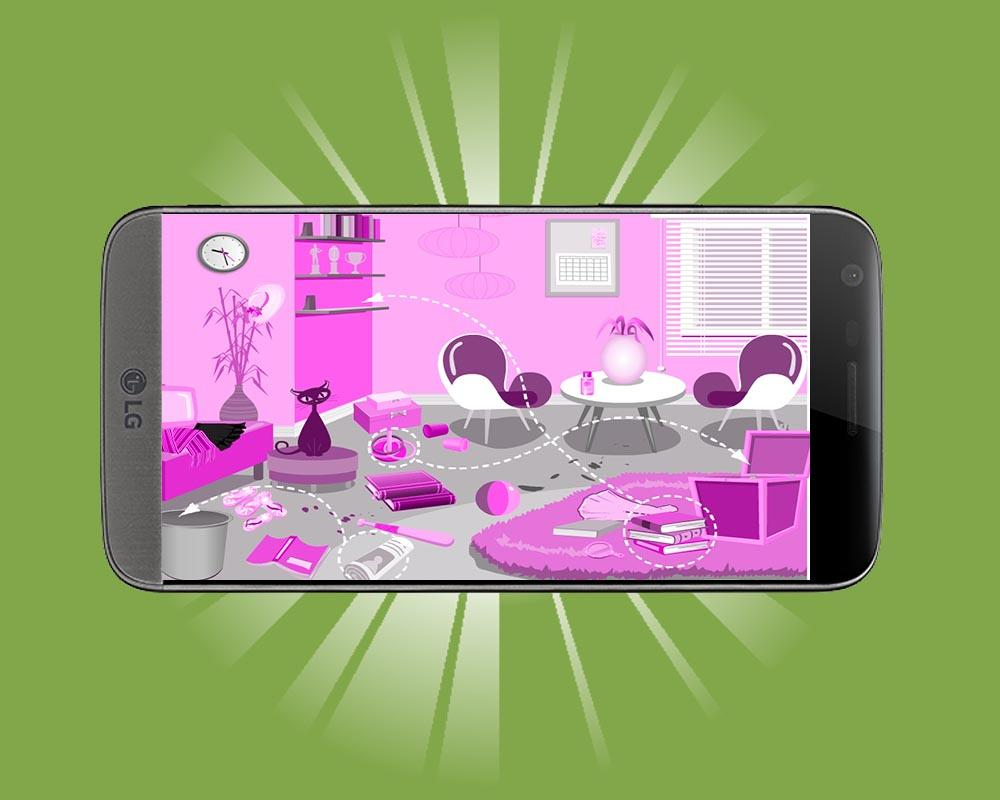 Home Cleaning Games online- screenshot