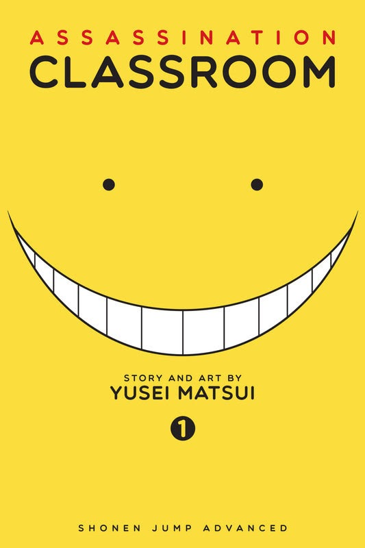 Assassination Classroom (2014) - complete