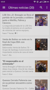 AppBaloncestoconp- screenshot thumbnail