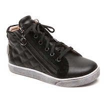 Step2wo Craven - Leather High Top TRAINER