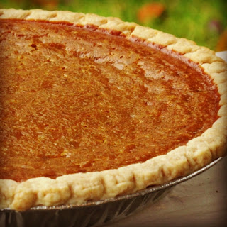 Egg-Free Simple Pumpkin Pie