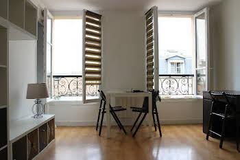 Studio meublé 25,95 m2