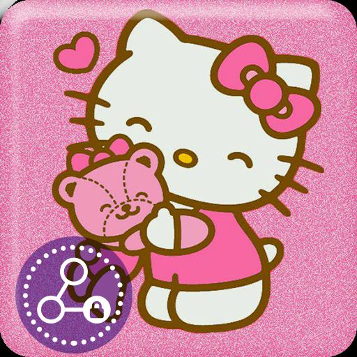 App Insights Kitty Hi Wallpapers Hello Kawaii Lock Screen Apptopia