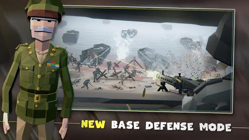 World War 2 Shooting Games: Polygon WW2 Shooter 2.0 de.gamequotes.net 1