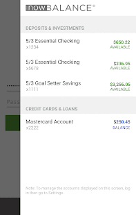 Fifth Third Mobile Banking- screenshot thumbnail