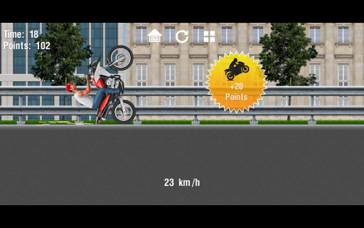 Moto Wheelie 0.3.2 Screenshots 2