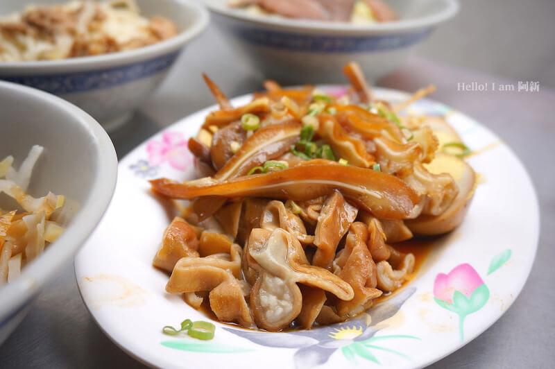 王印製麵,一中街美食小吃-12
