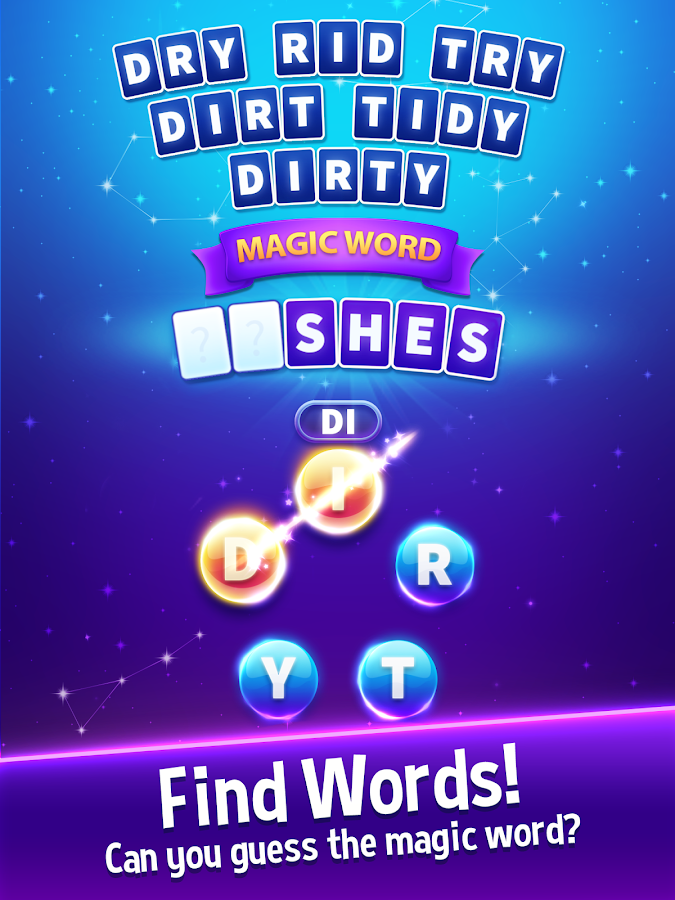 Word Stars - Letter Connect & Word Find Game- screenshot