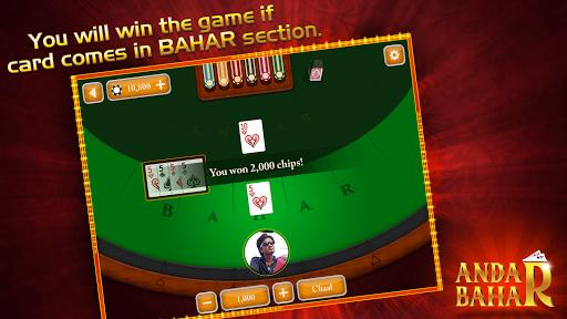 Andar Bahar  gameplay   by HackJr.Pw 7
