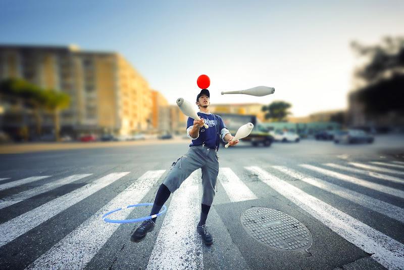 show at the traffic lights di utente cancellato