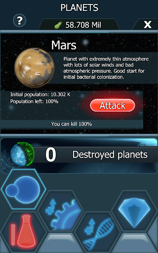 Bacterial Takeover - Idle Clicker 1.2.1 screenshots 12