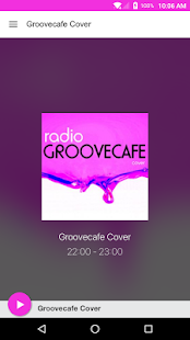 Groovecafe Cover- screenshot thumbnail