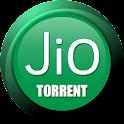 Jio torrent icon