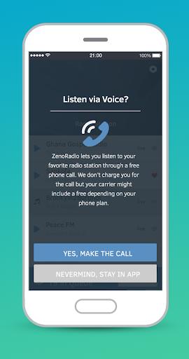 SENEGAL Radios Android App  screenshots 3