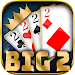 BIG 2: Free Big 2 Card Game & Big Two Card Hands! icon