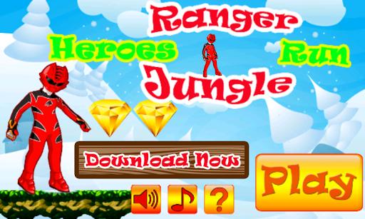 Heroes Ranger Jungle Run