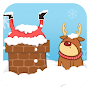 Red Christmas Reindeer LWP file APK Free for PC, smart TV Download