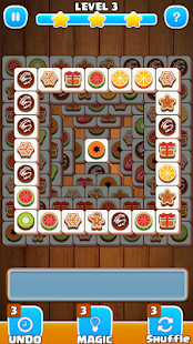 Tile Match Sweet - Classic Triple Matching Puzzle