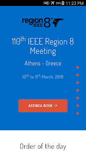 Download free IEEE Region 8 Athens 2018 for PC on Windows and Mac apk screenshot 1