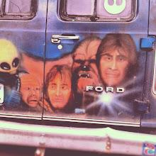 Photo: Bike to Work 12: Trippy Space Van