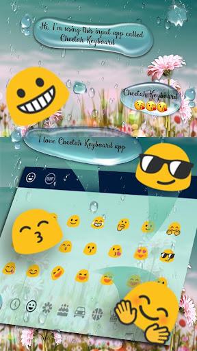 SMS Daisy Keyboard 10001004 screenshots 3