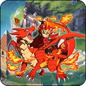 Dragon Fighter: Dungeon Mobile RPG icon