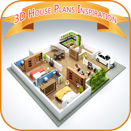 3D House Plans Inspiration
