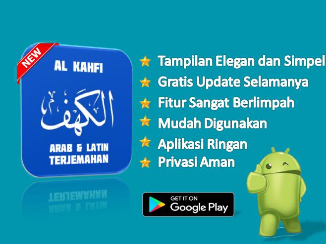 Surah Al Kahfi Arab Latin Artinya Android Aplikasi