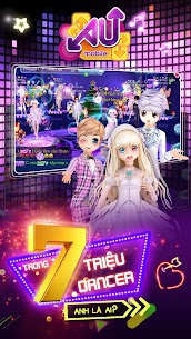 Au Mobile VTC – Game nhảy Audition 1