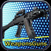 Gun Sim Weapons