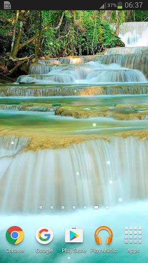 Waterfall Live Wallpaper  screenshots 4