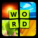 Quiz 4 pic 1 words icon