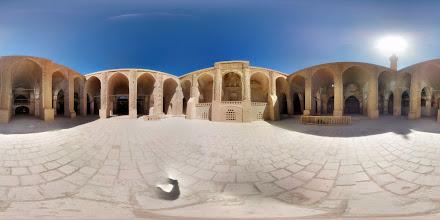 Photo: Jame mosque, Naeen مسجد جامع نایین
