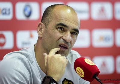 Suivez en direct vidéo la conférence de presse d'avant-match de Belgique-Tunisie