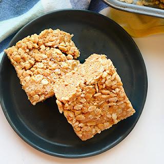 Protein Rice Krispies Treats