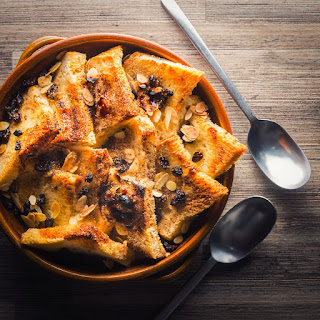 Bread And Butter Pudding With Fruit Recipes