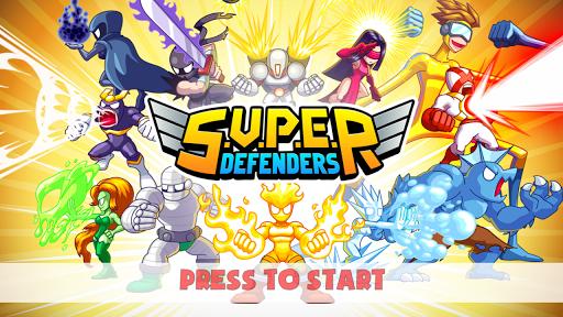 S.U.P.E.R - Super Defenders 1.5 screenshots 1