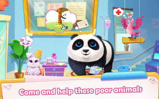 Furry Pet Hospital 1.0 screenshots 2