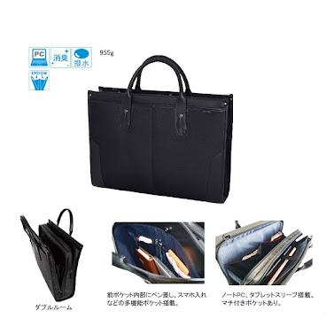 SAXOM  ( 日本品牌 )商務手提公事包