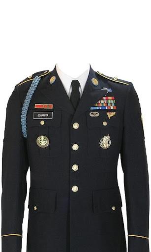 Commando Suits Photo Effects