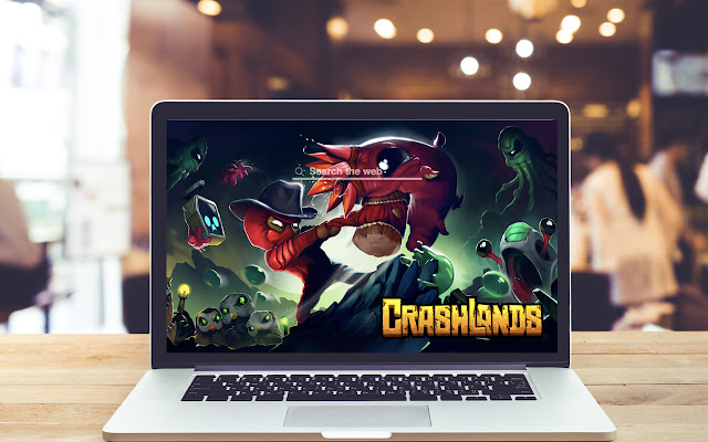 Crashlands HD Wallpapers Game Theme