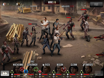 Walking Dead: Road to Survival – Vignette de la capture d'écran
