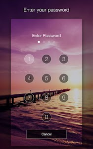 Lock Screen And App Lock screenshot 9