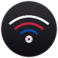 Free WiFi Seoul: offline map icon